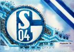 FC Schalke 04 - Wappen mit Farben_abseits.at