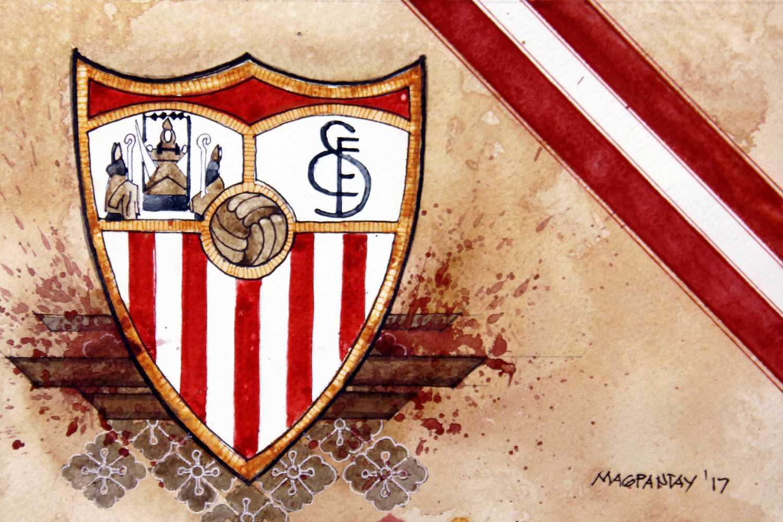 _FC Sevilla Wappen