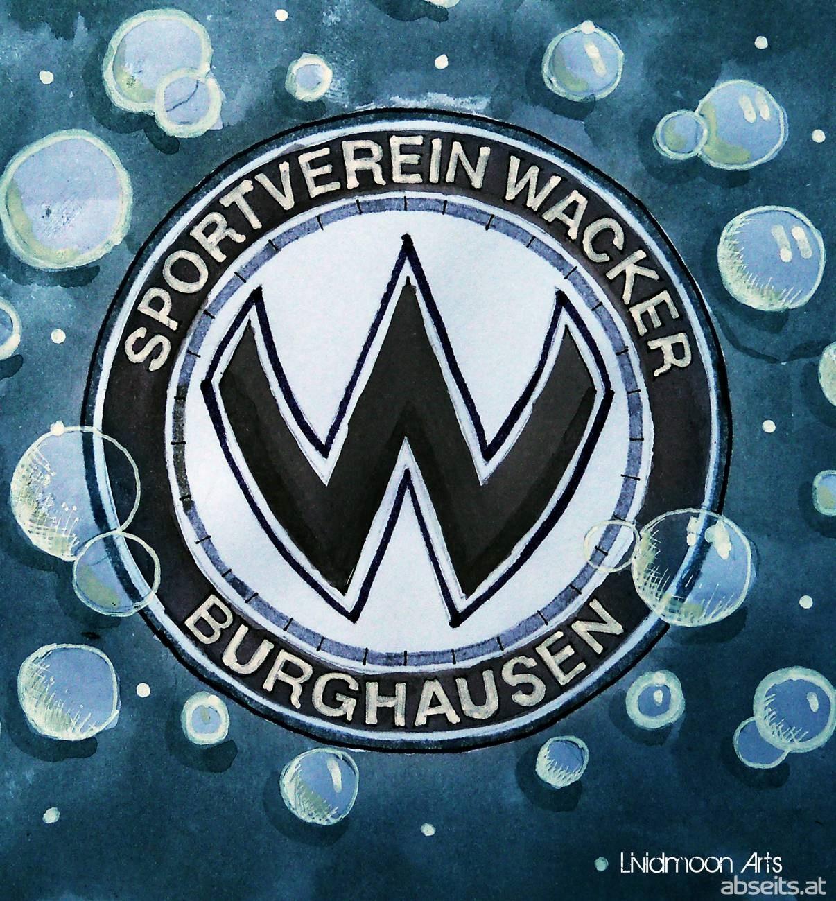 FC Wacker Burghausen Wappen_abseits.at