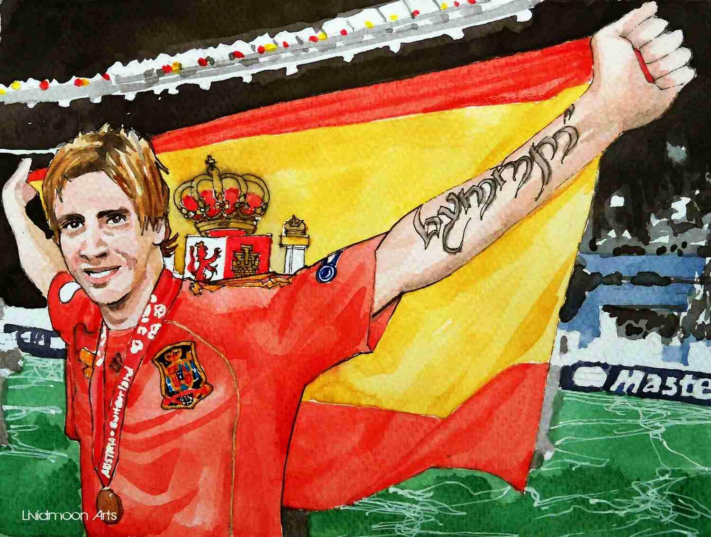 _Fernando Torres Spanien
