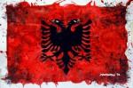 _Flagge Albanien
