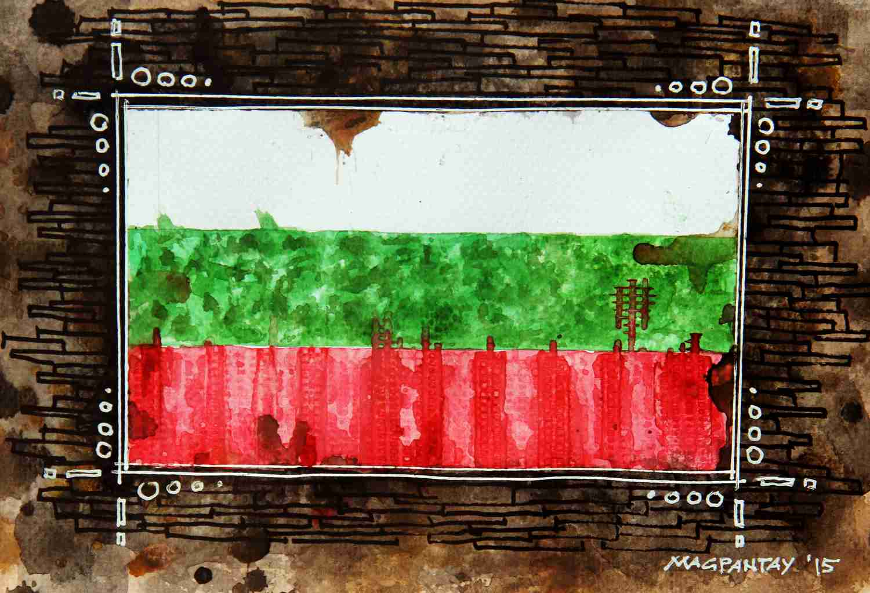 _Flagge Bulgarien