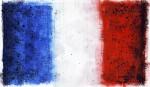 Frankreich - Flagge