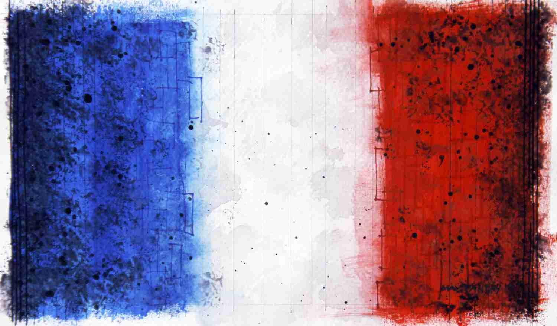 _Frankreich - Flagge