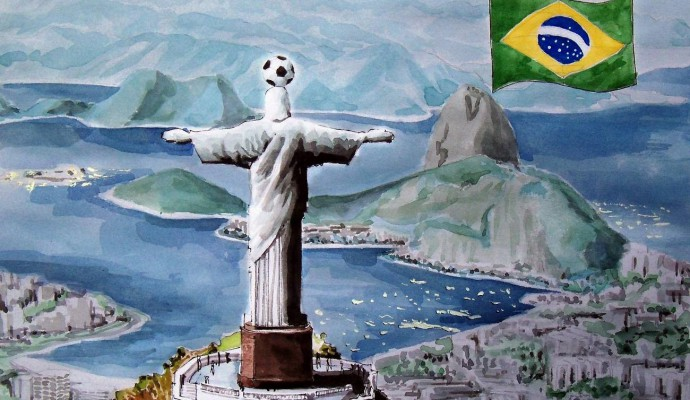 Fußball-in-Brasilien-Jesusstatue-Corcovado_abseits.at_-690x400