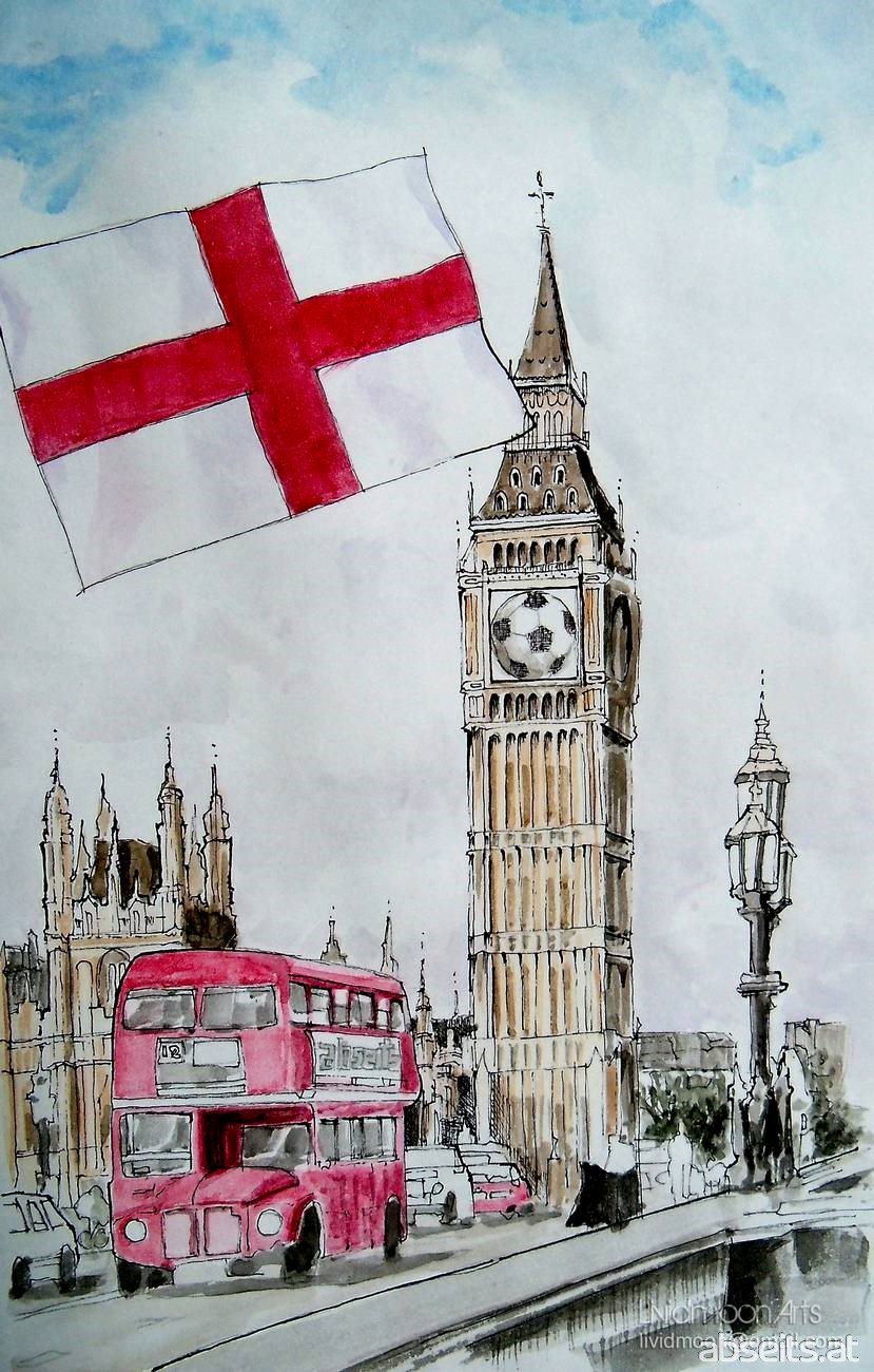 Fußball in England - Big Ben_abseits.at