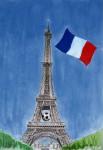 Fußball in Frankreich - Eiffelturm_abseits.at