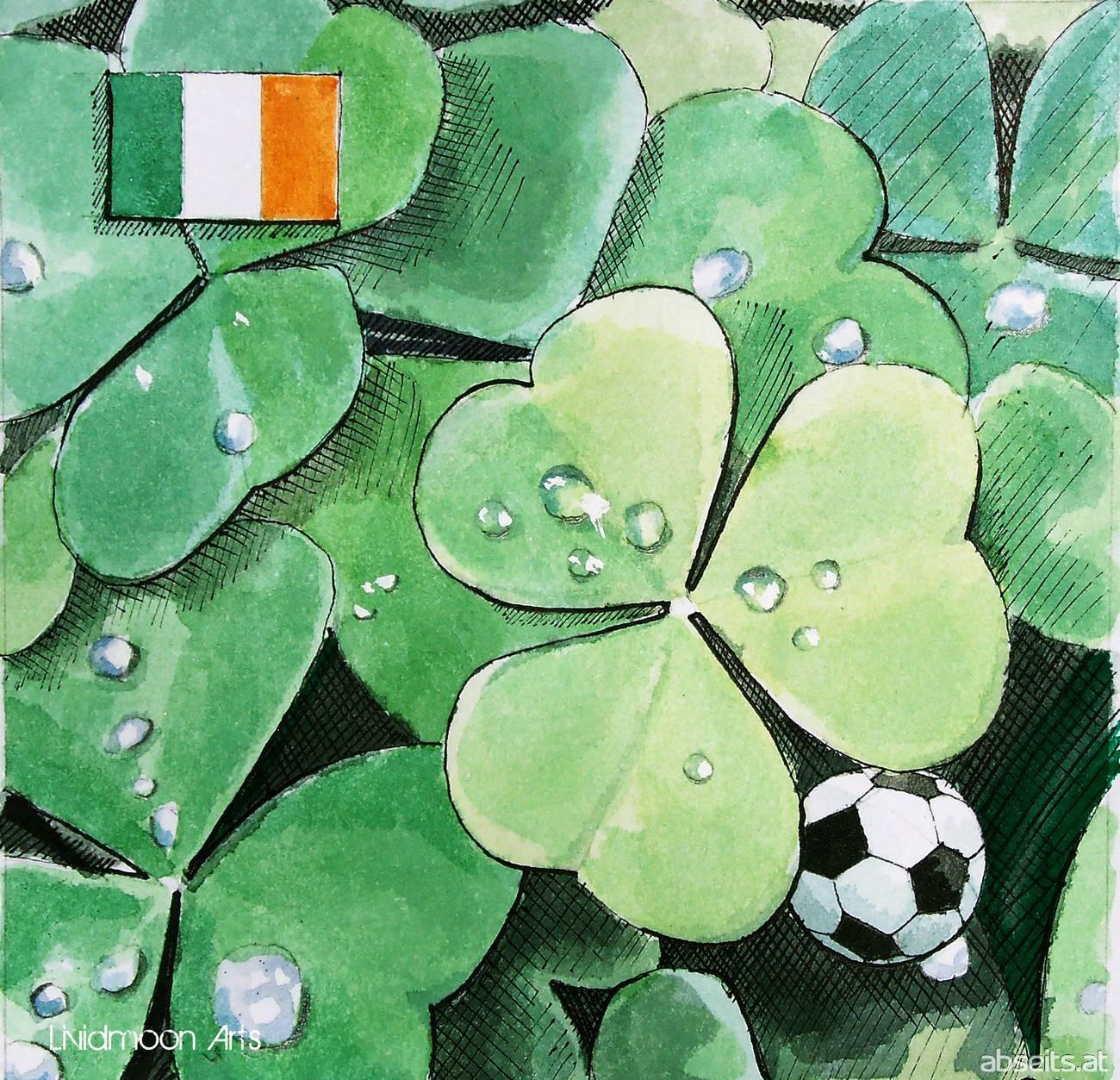 Fußball in Irland - Kleeblätter_abseits.at