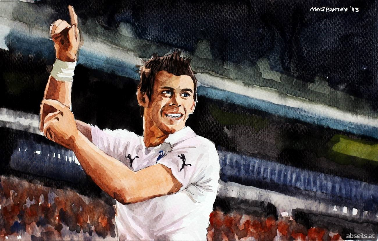 Gareth Bale - Real Madrid_abseits.at