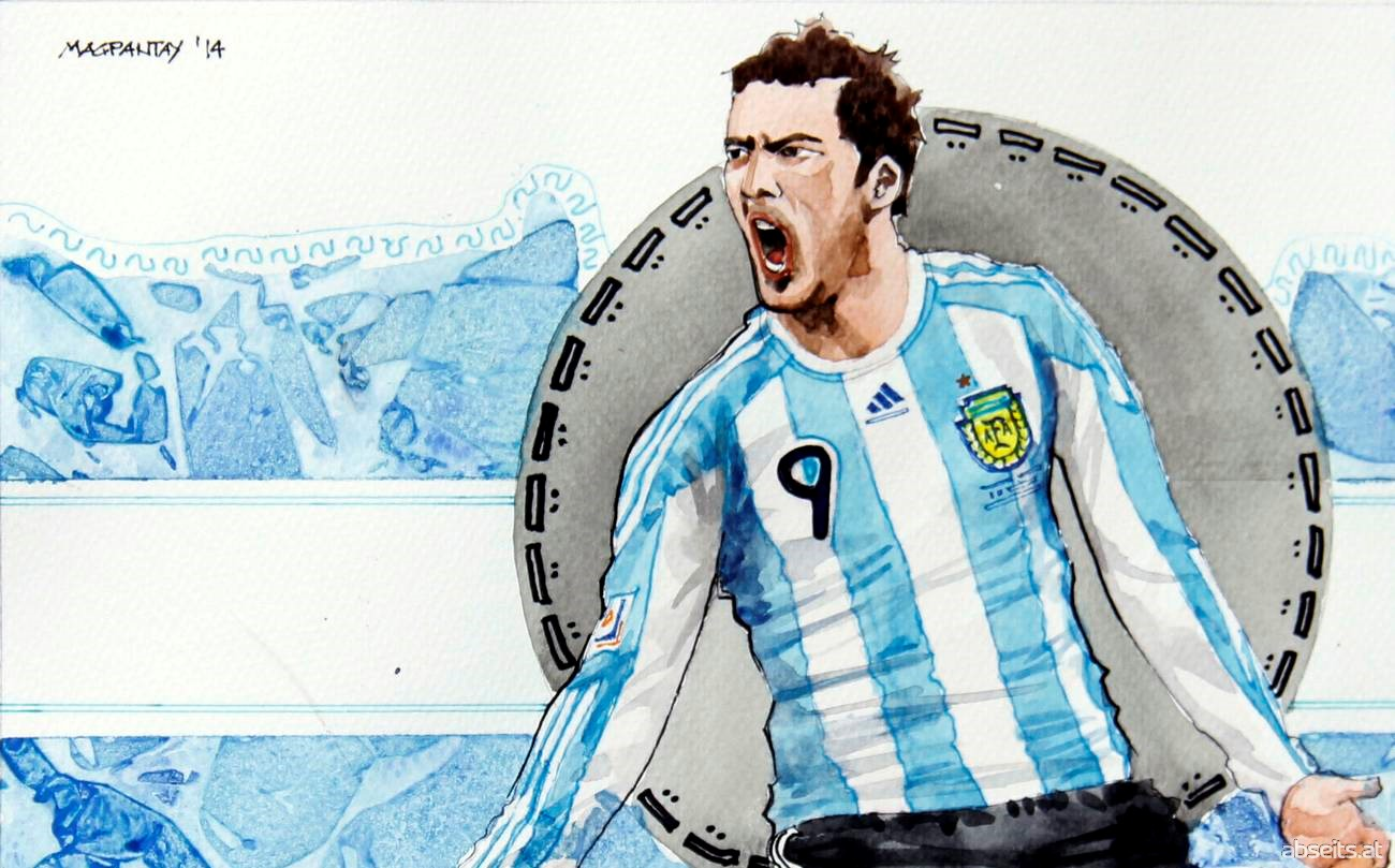 Gonzalo Higuain - Argentinien_abseits.at