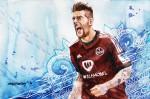 _Guido Burgstaller - 1.FC Nürnberg