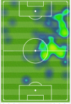 Heatmap Matmour vs. Bochum