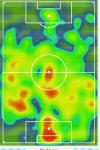 Heatmap defensive Ausrichtung Bochum