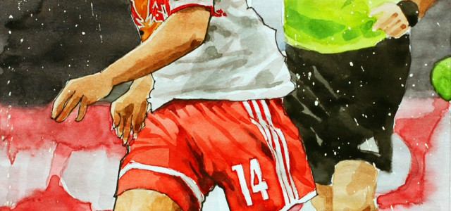 Toranalyse zur 28. Runde der tipico Bundesliga 2014/2015   Berisha, Beric, Schobesberger