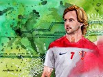 Ivan Rakitic - FC Barcelona, Kroatien_abseits.at