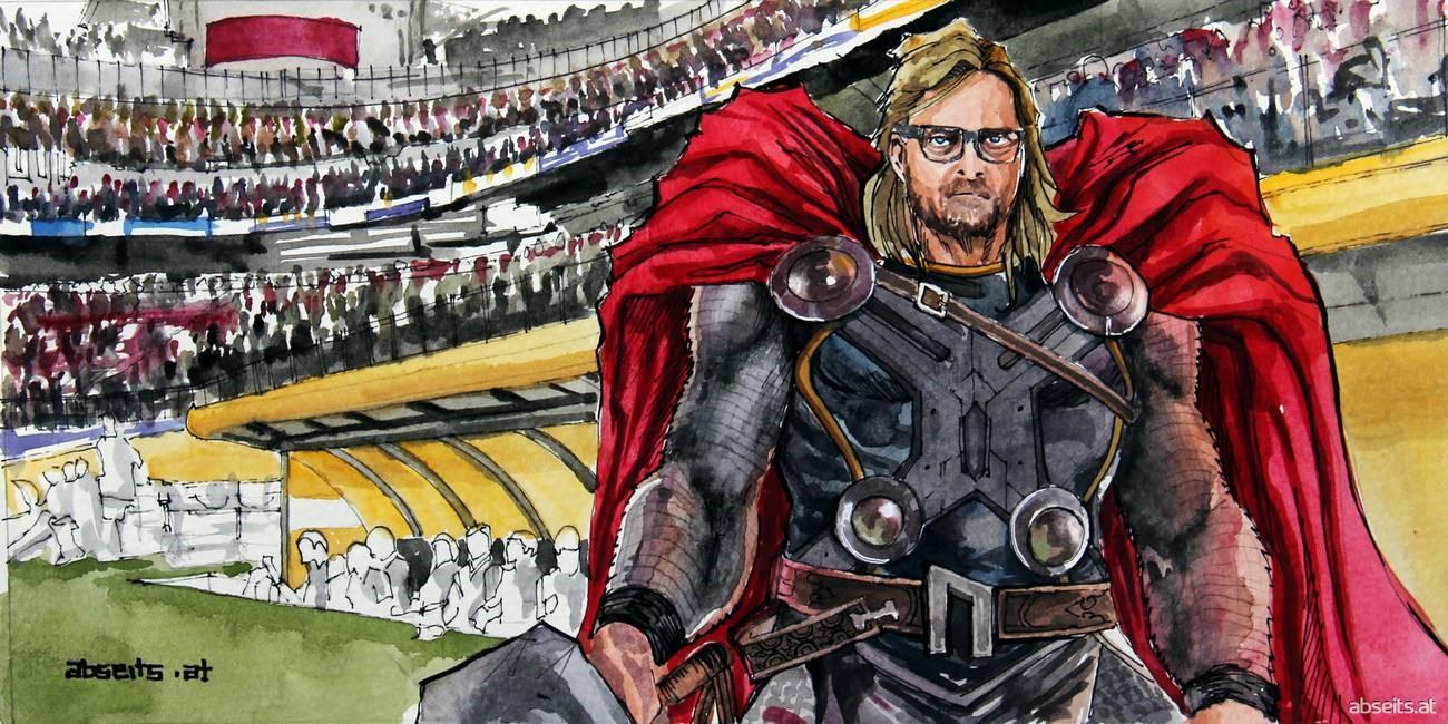 Jürgen Klopp als Thor_abseits.at