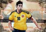 James Rodriguez - Kolumbien