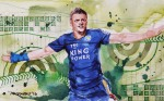 _Jamie Vardy - Leicester City
