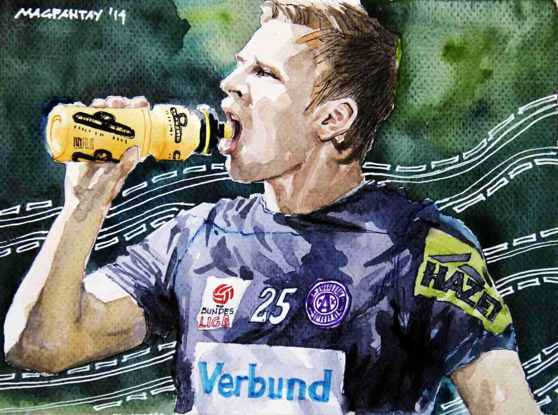 _Jens Stryger Larsen - FK Austria Wien