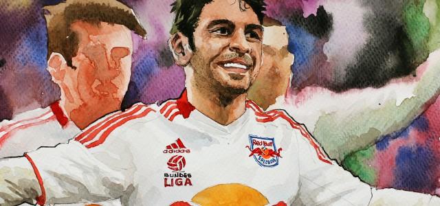 Der Goldene Schuh 2014/15: Soriano und Beric vorne mit dabei!