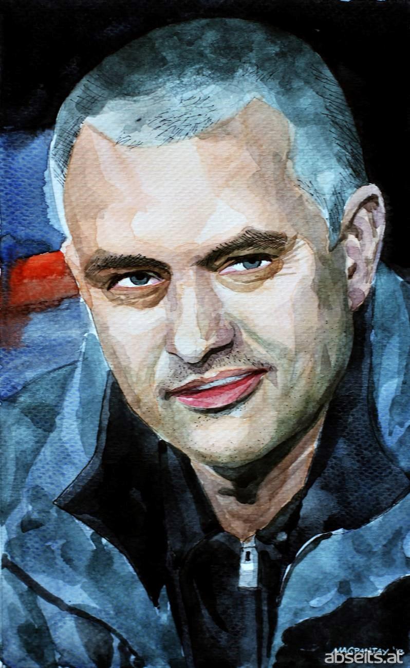 Jose Mourinho lächelt_abseits.at