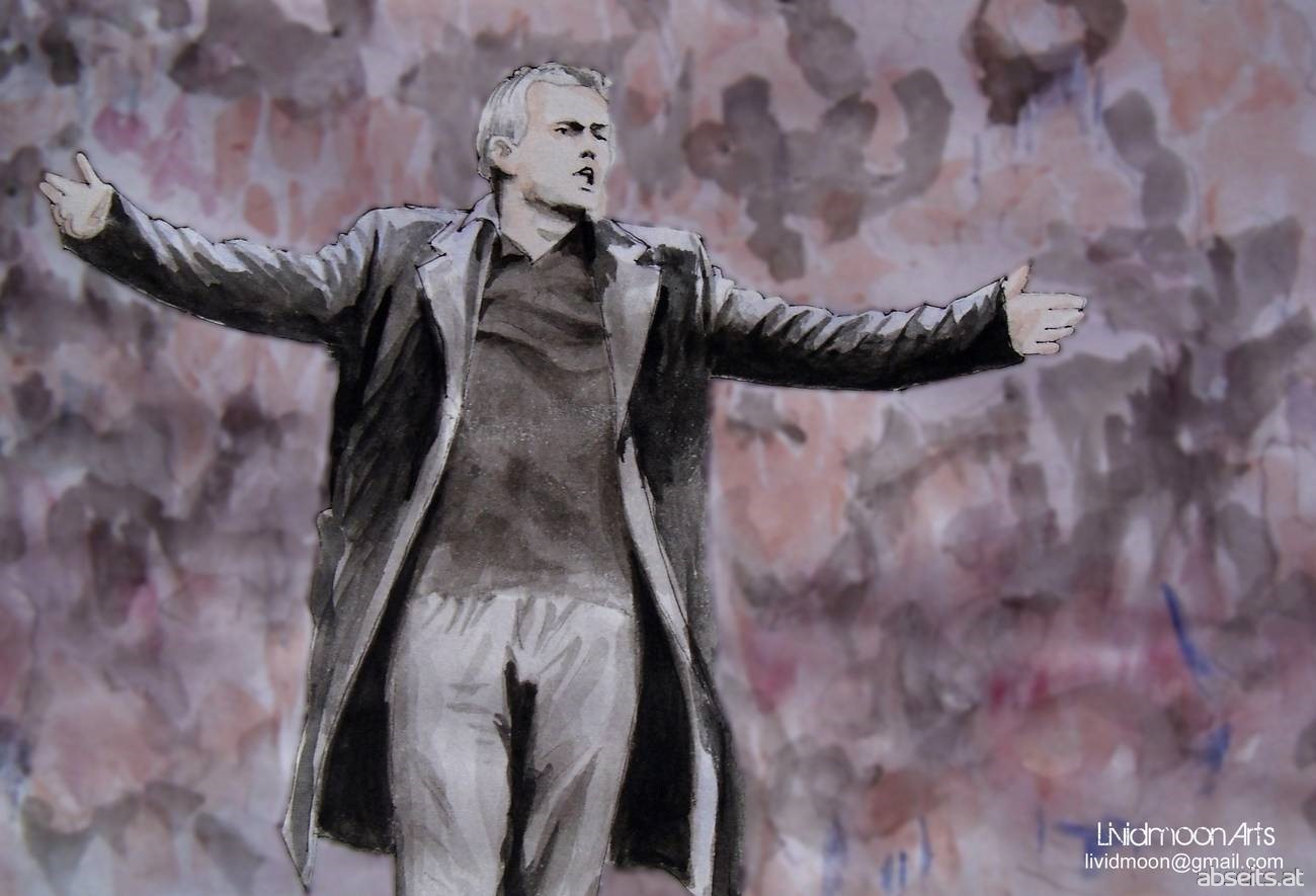 Jose Mourinho_abseits.at