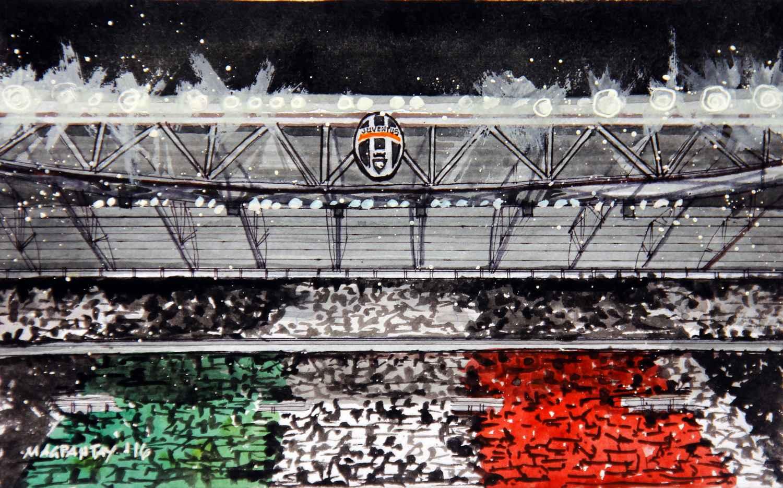 _Juventus Turin Fans