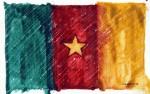 Kamerun - Flagge