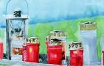 Kerzen am Friedhof, Nachruf_abseits.at