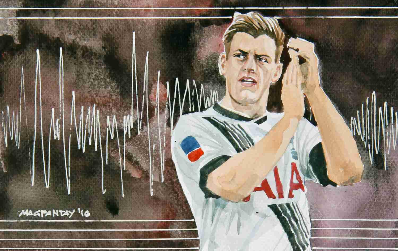 _Kevin Wimmer - Tottenham Hotspur