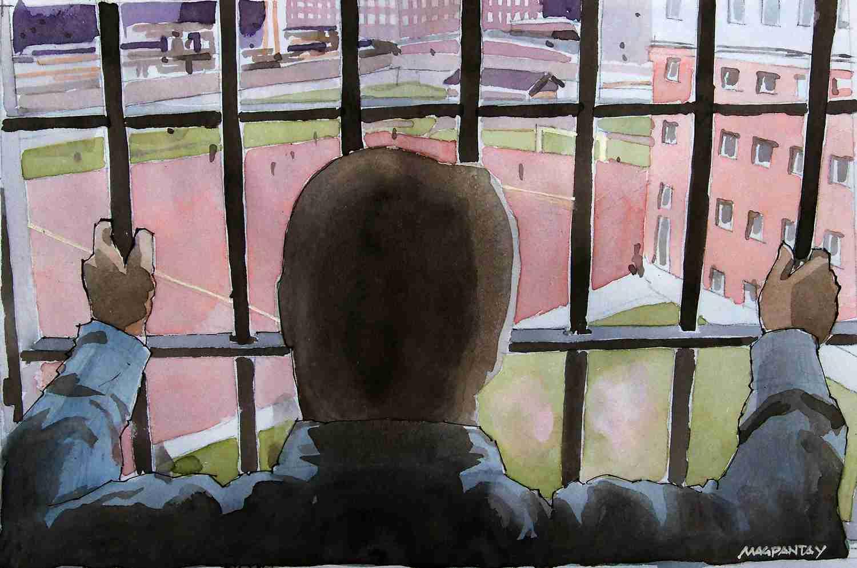 _Knast, Gefängnis
