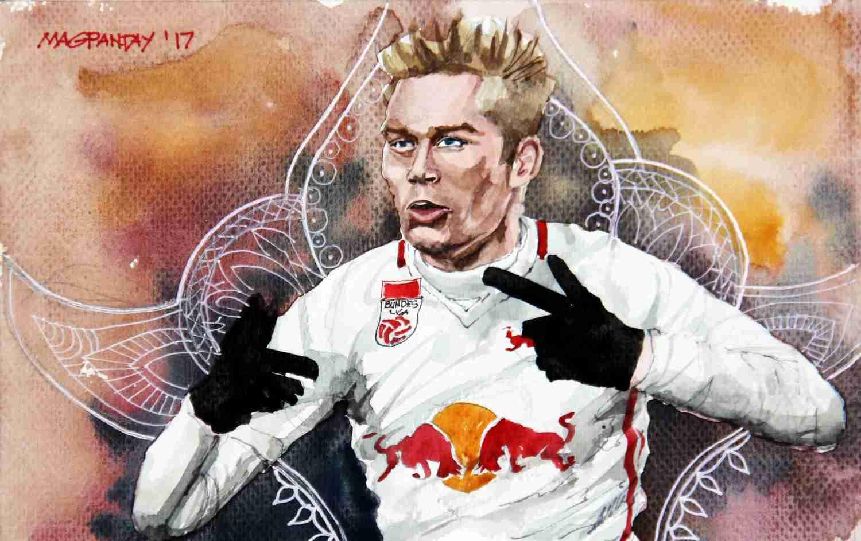 _Konrad Laimer - Red Bull Salzburg