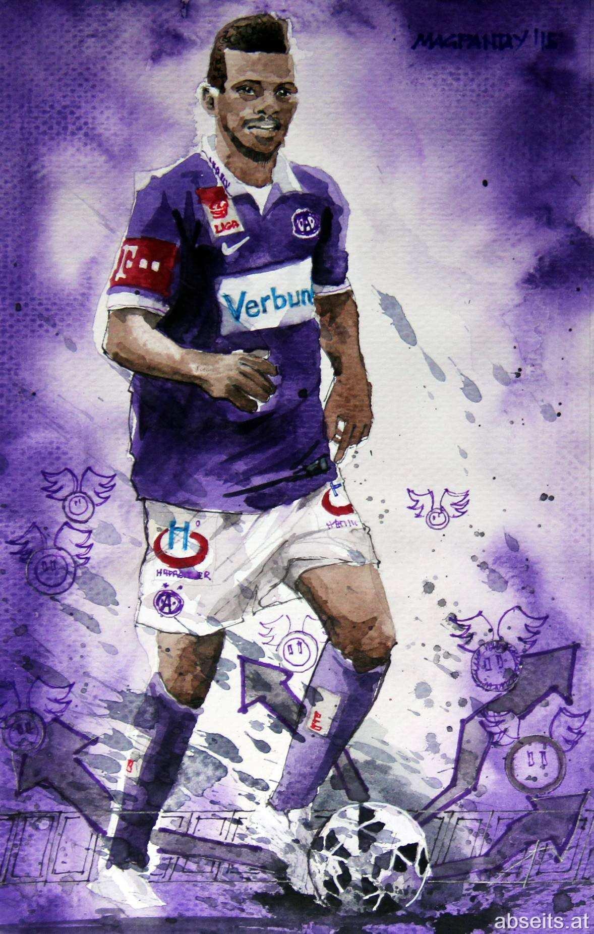 _Larry Kayode - FK Austria Wien