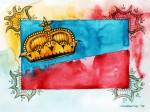 _Liechtenstein Flagge