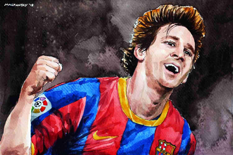 _Lionel Messi 3