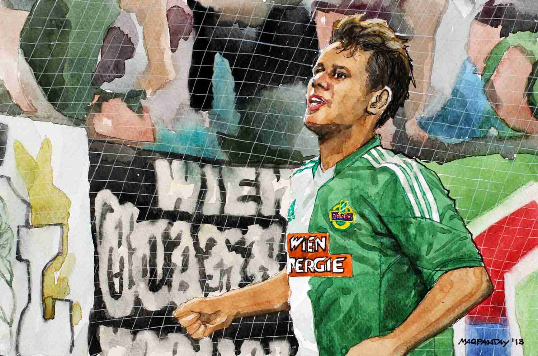 _Louis Schaub - SK Rapid Wien
