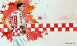Luka Modric - Kroatien_abseits.at