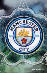 _Manchester City - Wappen, Logo