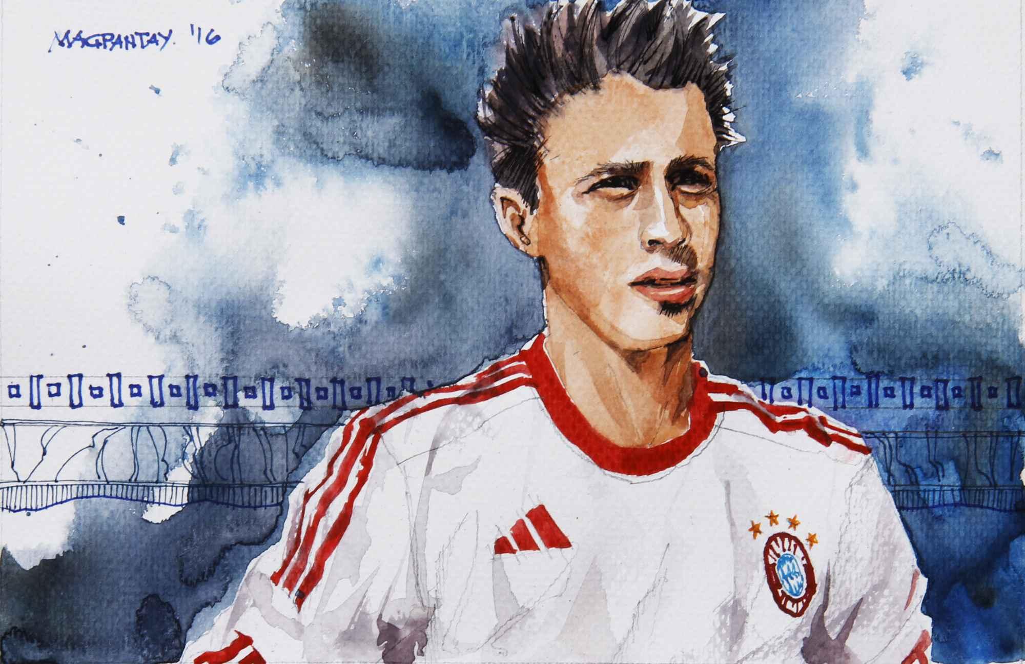 _Marco Friedl - FC Bayern München