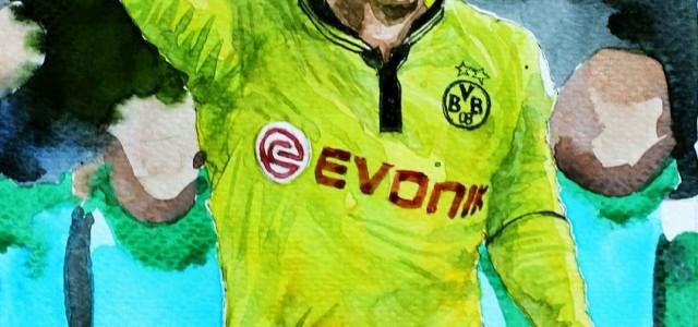 Transferupdate: Dortmund komplettiert Traumoffensive mit Götze und Schürrle