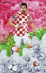 Mario Mandzukic - Kroatien
