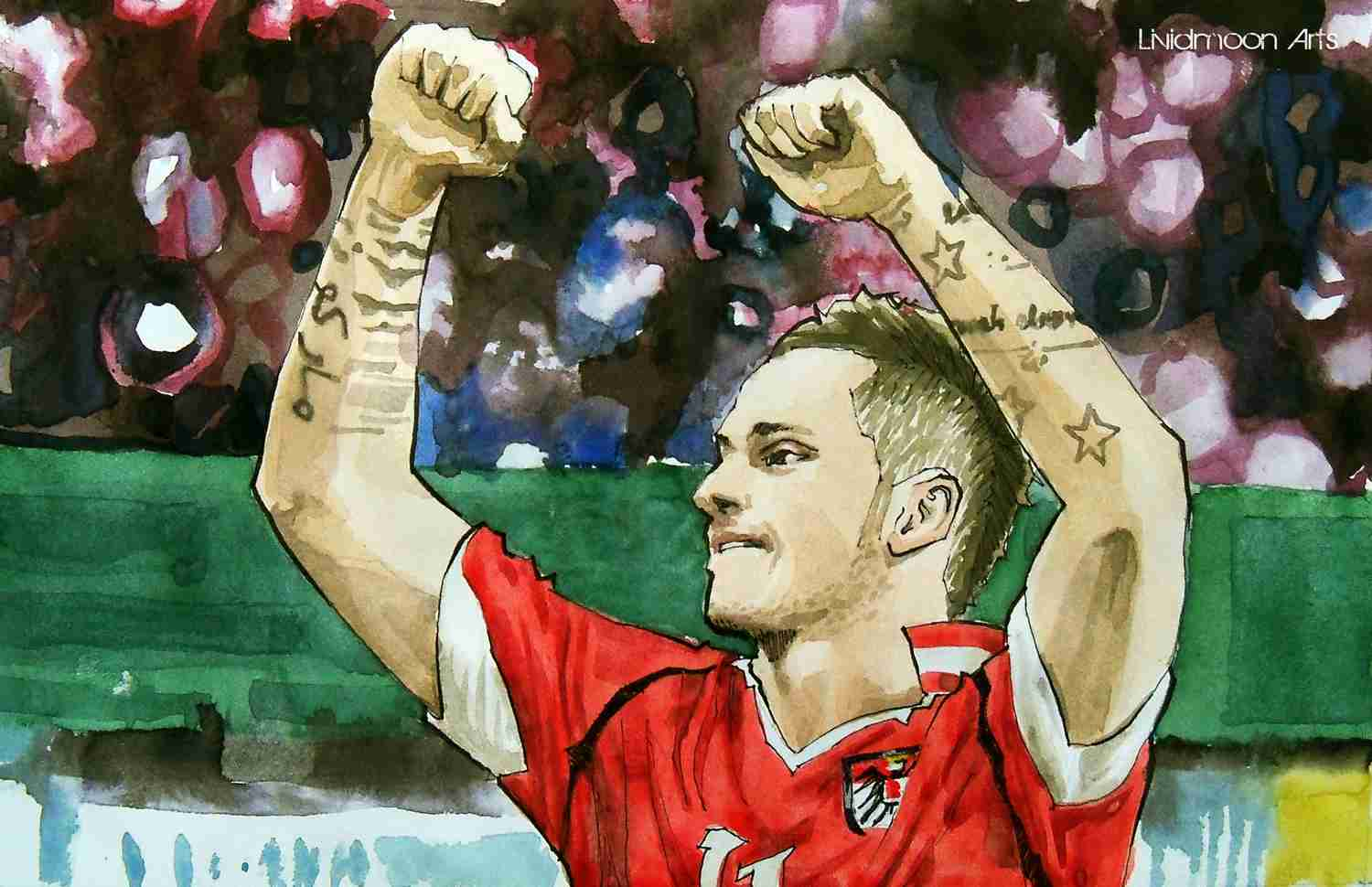 _Marko Arnautovic - Nationalteamdress