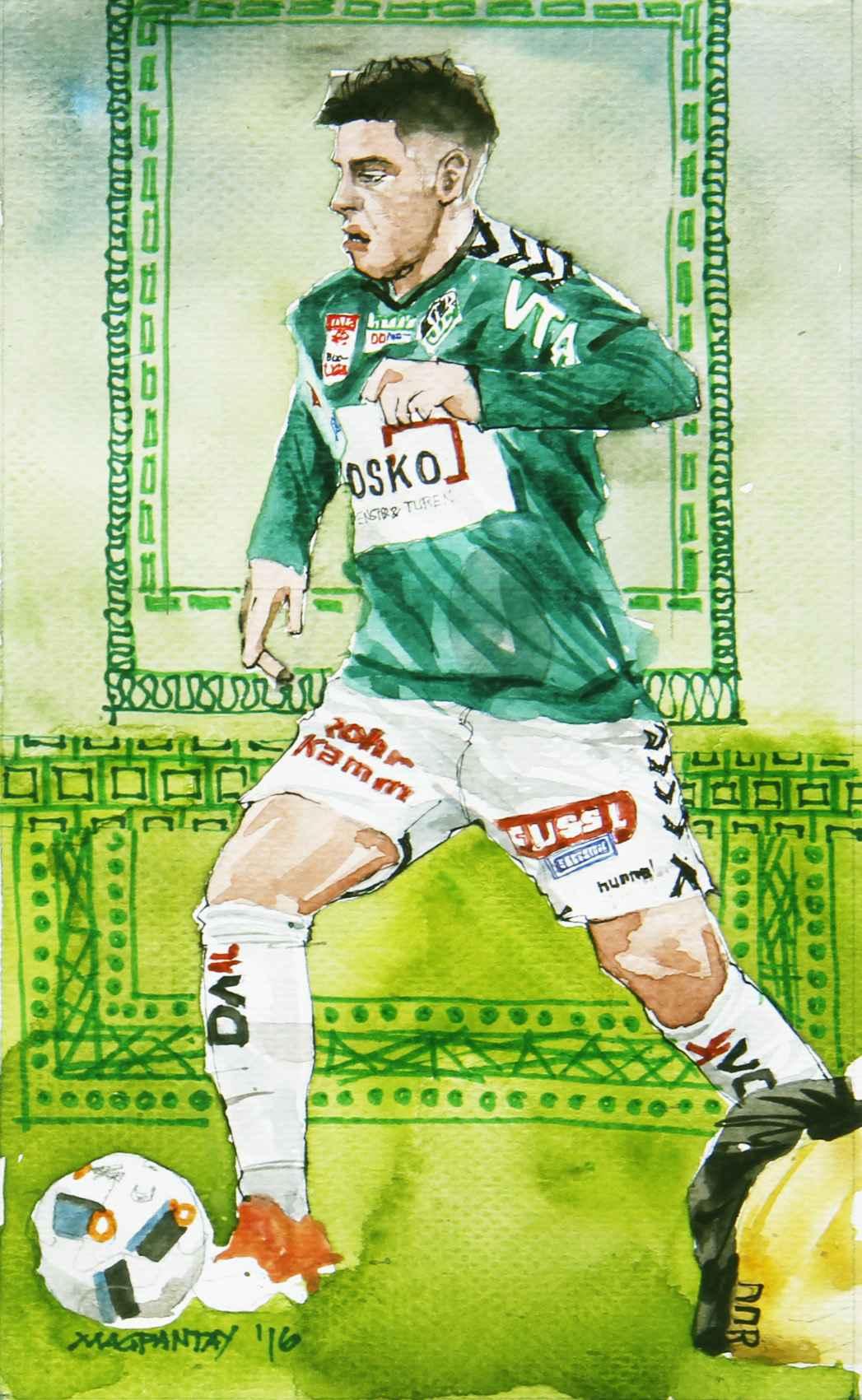 _Michael Brandner - SV Ried