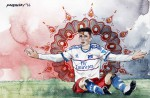 _Michael Gregoritsch - Hamburger SV