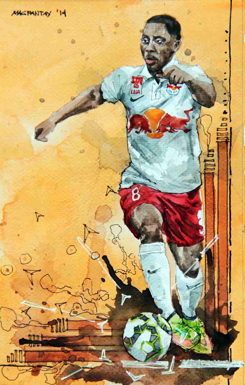 _Naby Keita - Red Bull Salzburg