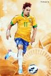 Neymar - Brasilien