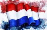 Niederlande, Holland - Flagge