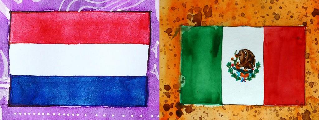 Taktikticker/Spielfilm: Niederlande – Mexiko 2:1