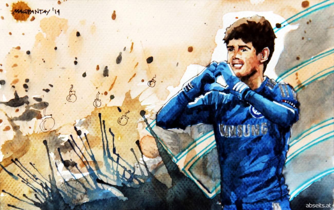 Oscar - FC Chelsea, Brasilien_abseits.at