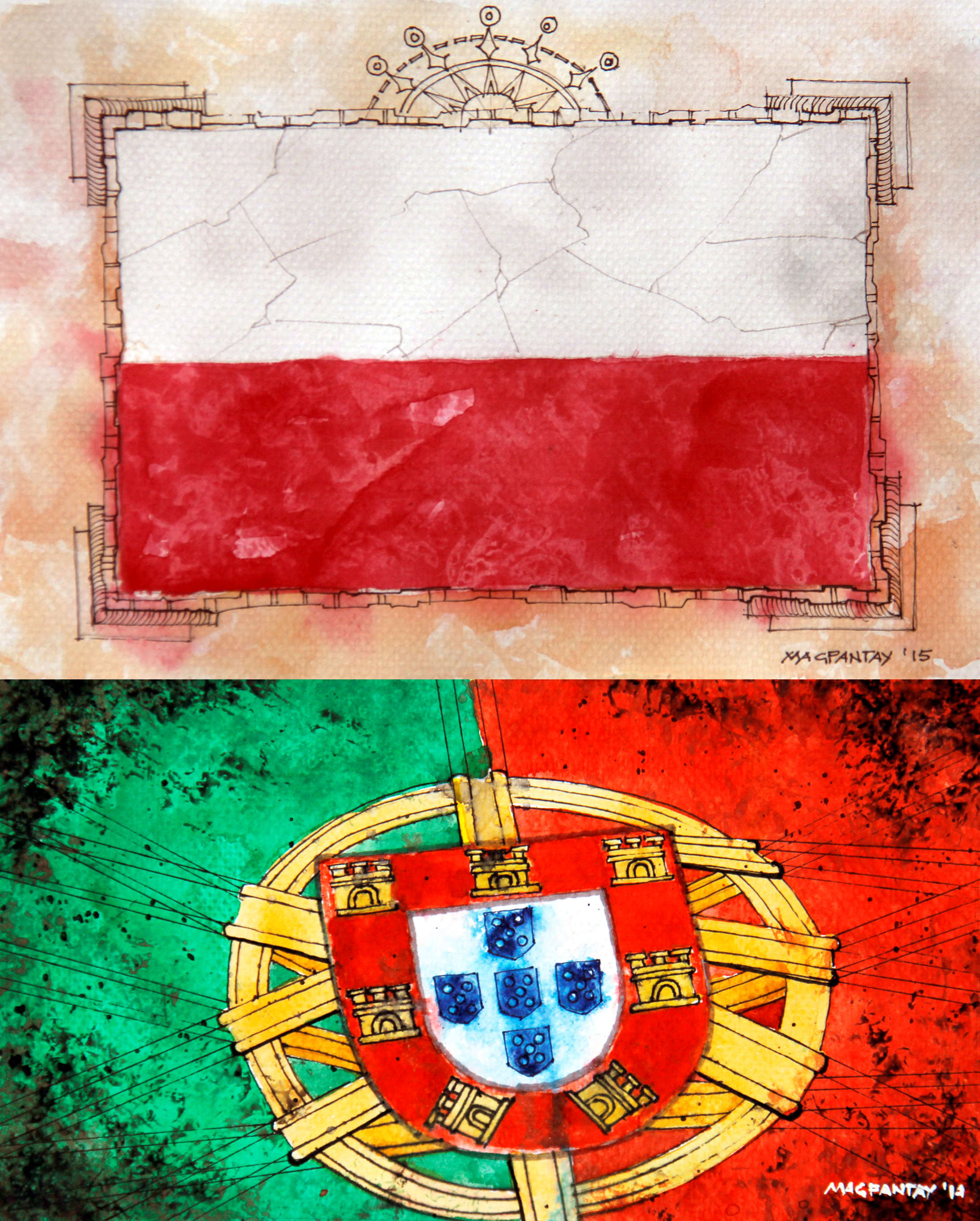 polen portugal highlights